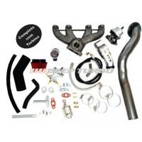 Kit Turbo VW - AP Pulsativo p/ cima - Carburado. - 1.8/1.9/2.0 Com Turbina