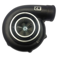 Turbo ZR 5664 .70 Black Com Refluxo