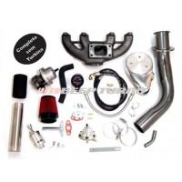 Kit turbo VW - AP - CLI - 1.6 / 1.8 / 2.0 com Turbina