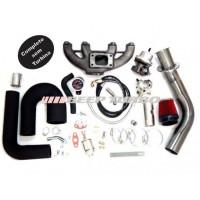 Kit Turbo VW - AP MI  - 1.6 / 1.8 / 2.0 com Turbina