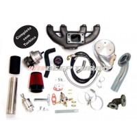 Kit turbo VW - AP Carburado Transversal - 1.6 / 1.8 / 2.0 com Turbina