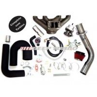 Kit Turbo VW - AP Pulsativo p/ baixo - MI - 1.8/1.9/2.0 Com Turbina