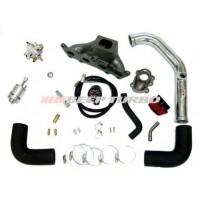 Kit turbo Fiat - Fire 1.0 / 1.3 - 16V - Palio / Uno com Turbina
