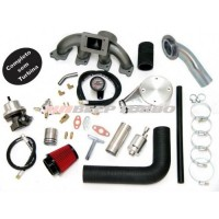 Kit turbo GM - Chevette 1.6 com Turbina