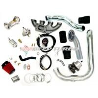 KIt turbo Fiat - Strada / Stillo / Idea / Doblo 1.8 - 8V com turbina