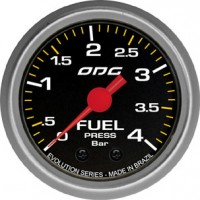 Manômetro ODG Evolution Fuel 4 BAR 52 mm