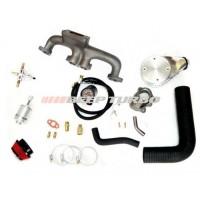 Kit turbo Fiat - Argentino - Carburado 1.5 / 1.6 / 1.6 R com turbina
