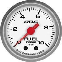 Manômetro ODG Drag Fuel10 BAR 52 mm