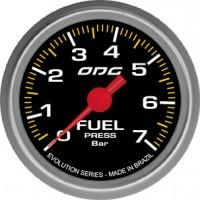 Manômetro ODG Evolution Fuel 7 BAR 52 mm