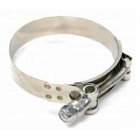 Abraçadeira de Tucho em Aço Inox 57x65 mm