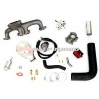 KIt turbo Fiat - Argentino - TBI - 1.6 ( Tipo ) com Turbina