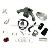 Kit Turbo Fiat - Fiasa - Carburado 1.0 /1.3  (Uno e Similares) sem Turbina
