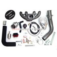 Kit Turbo VW - AP Carburado com Ar Cond. e Direção Hidr.- 1.6 / 1.8 / 2.0 sem Turbina