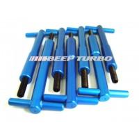 Wing-Nuts Opala - Aluminio - Azul