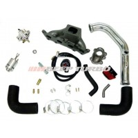 Kit turbo Fiat - Fire 1.0 / 1.3 - 16V - Palio / Uno sem turbina