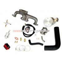 Kit turbo Fiat - Argentino - Carburado 1.5 / 1.6 / 1.6 R  Sem Turbina