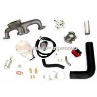 KIt turbo Fiat - Argentino - TBI - 1.6 ( Tipo ) sem turbina