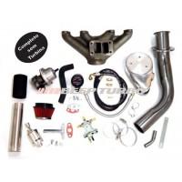 Kit Turbo VW - AP Pulsativo p/ baixo - Carburado - 1.8/1.9/2.0 Sem Turbina