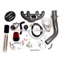 Kit turbo VW - AP - CLI - 1.6 / 1.8 / 2.0 sem Turbina