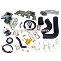 Kit turbo GM - S10- Blazer 2.0 / 2.2 ( Injeção EFI ) com Turbina