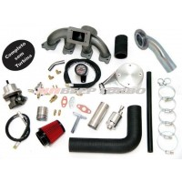 Kit turbo GM - Chevette 1.6 sem Turbina