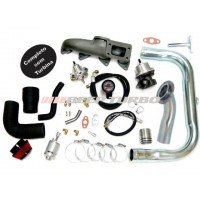 Kit turbo GM - Astra/Vectra - 2.0/2.2 - 8V ( Acima 2003) sem turbina