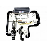 Kit turbo c/ Intercooler Toyota Bandeirante Motor OM314 (608)